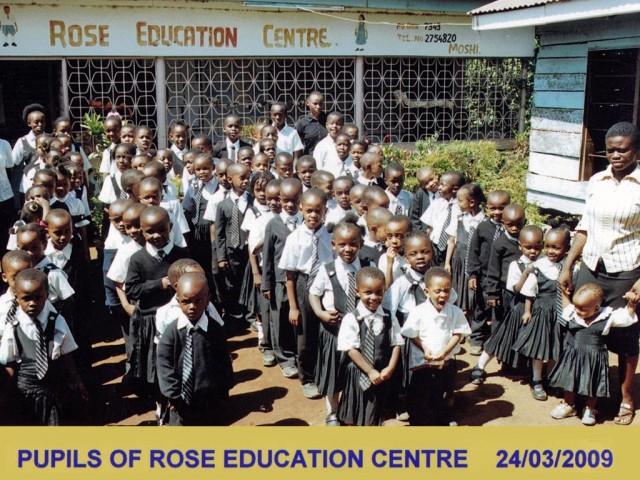 rose-education-centre-pupils-2009
